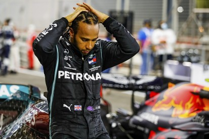 Hamilton to miss F1 Sakhir GP after testing positive for COVID-19