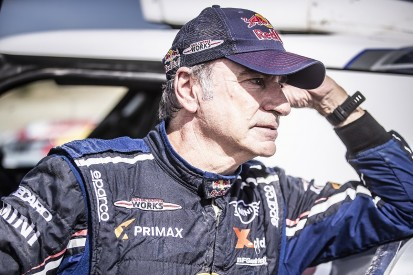 WRC legend Carlos Sainz Sr joins Extreme E as driver for QEV team
