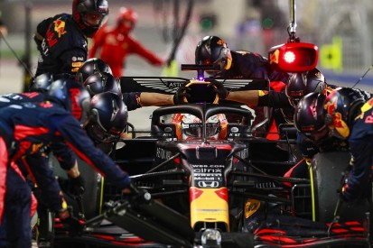 Verstappen: Red Bull's Bahrain GP strategy not aggressive enough