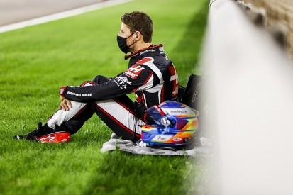 Haas to allow Grosjean to make call on racing next weekend at Sakhir GP
