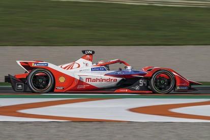 Lynn ends second day of Formula E pre-season testing on top