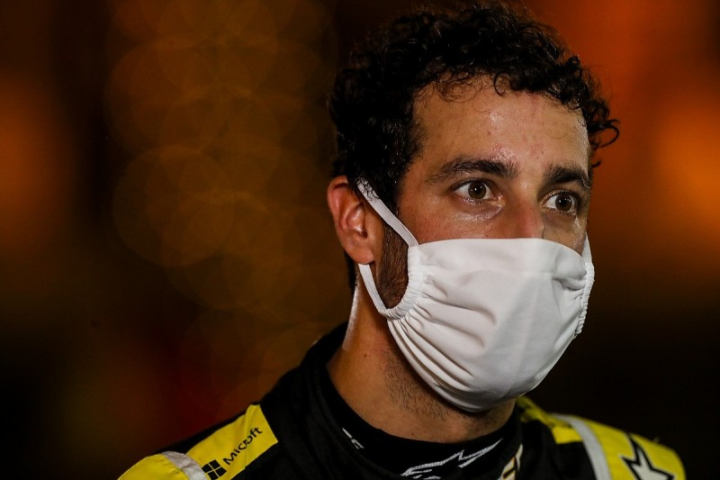 "Ricciardo disgusted by ""disrespectful"" Grosjean crash replays"