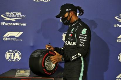 Hamilton: F1 should consider a new tyre war