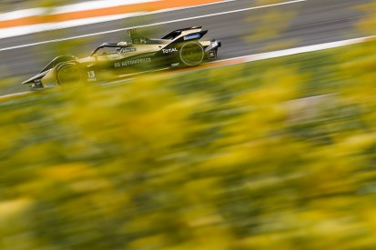 Reigning FE champion Da Costa tops second morning of pre-season test
