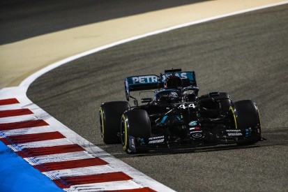 F1 Bahrain GP: Hamilton beats Bottas, Verstappen to pole