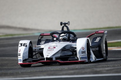 Formula E pre-season testing: Lotterer ends first day fastest for Porsche