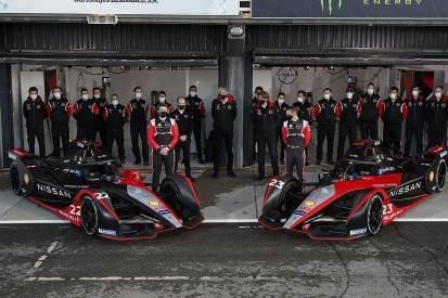 Nissan e.dams delays introducing new Formula E car until April