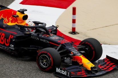 F1 Bahrain GP: Verstappen tops FP3 ahead of both Mercedes