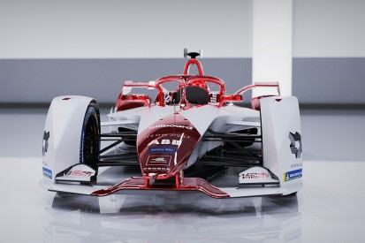 Rebranded Dragon / Penske Formula E team reveals striking new livery