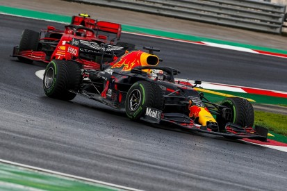 Verstappen explains Red Bull front wing error at Turkish GP