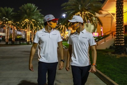 Sainz: Being team-mates with Norris has made me a better F1 driver