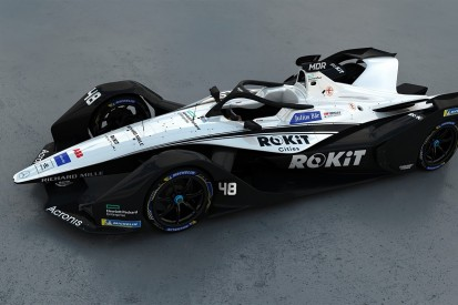 Venturi reveals new Formula E livery for 2020-21