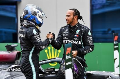 Hamilton: Bottas misfortune has inflated 2020 F1 drivers' points gap