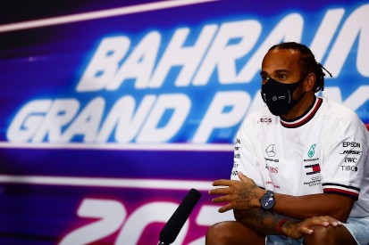Hamilton: Knighthood for F1 achievements would be huge honour