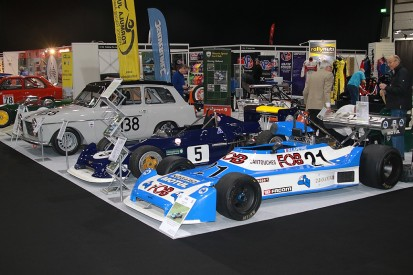 Historic motorsport show Race Retro postponed due to COVID-19