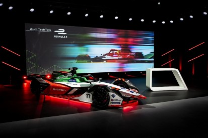 Audi unveils 2020-21 FE car featuring all-new powertrain