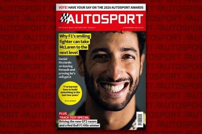 Magazine: Interview with F1's Daniel Ricciardo