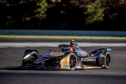 DS Techeetah to introduce new Formula E powertrain in April