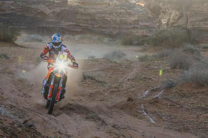 Dakar Rally reveals 2021 Saudi Arabia route
