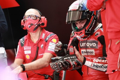 "Petrucci ""never found a good bike"" on Ducati MotoGP swan song"