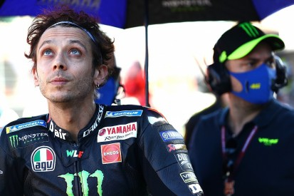 "Rossi reflects on ""emotional"" factory Yamaha MotoGP exit"