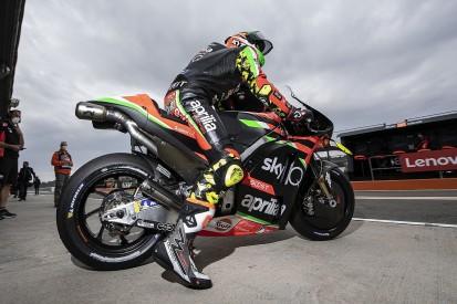 Aprilia to confirm second 2021 MotoGP race rider after testing