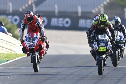 """Crutchlow: Important to finish """"emotional"""" final MotoGP race"""