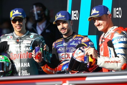 """Oliveira can't be """"too optimistic"""" about home MotoGP win chances"""