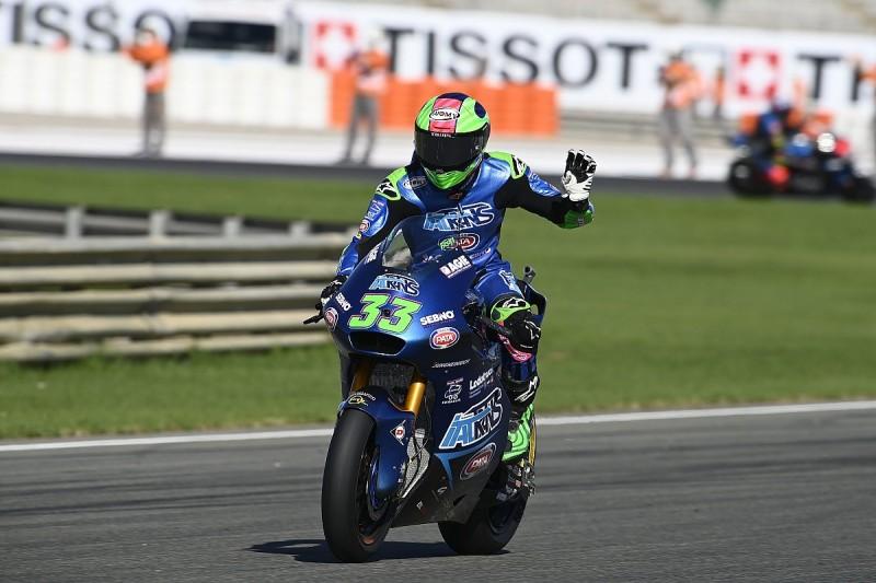 Moto2 Portugal: Bastianini crowned champion, Gardner takes maiden win