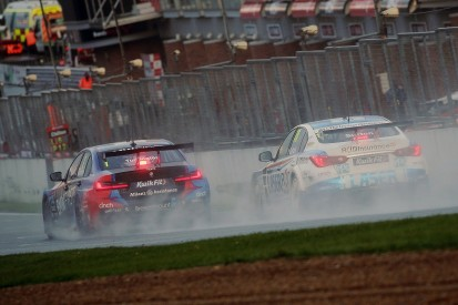 BTCC champion Sutton's management denies talk of shock WSR switch