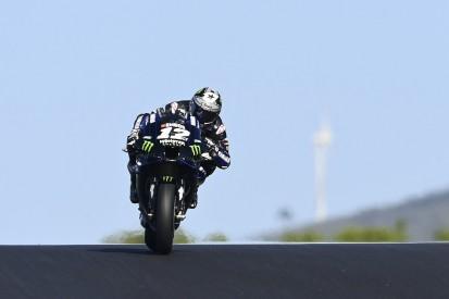 Yamaha MotoGP problems 'avoided' on Portimao track - Vinales