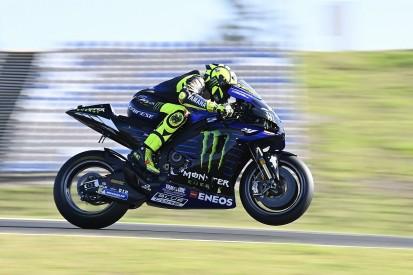 Rossi explains miserable MotoGP Portimao Friday after FP2 crash