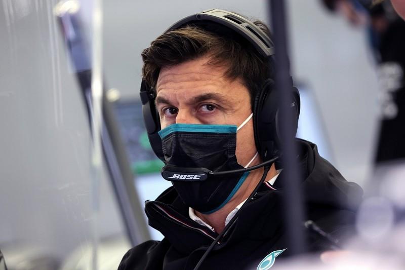 "Wolff: 2021 triple-headers will ""take a toll"" on F1 staff"