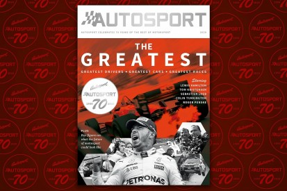 Autosport 70th Anniversary special issue out now