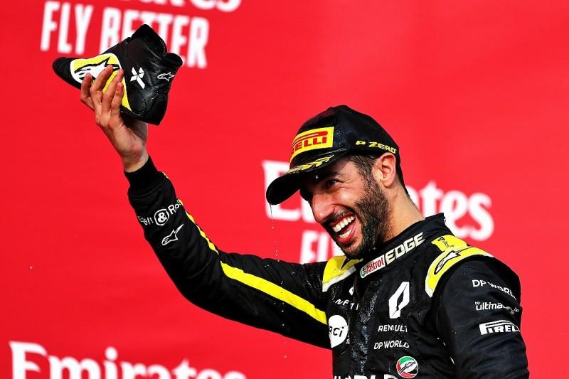 Ricciardo: 2020 F1 campaign most enjoyable season since 2016