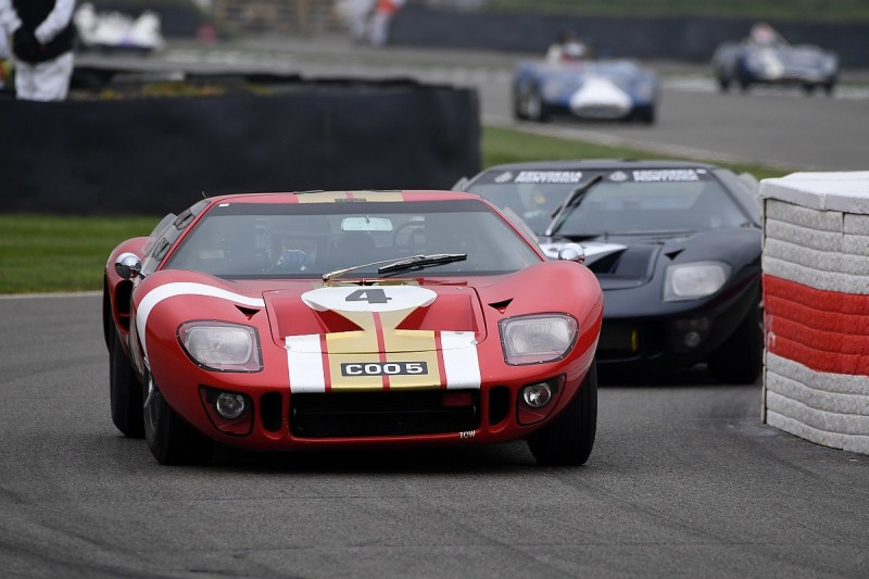 Two one-make Ford GT40 races to be staged in 2021