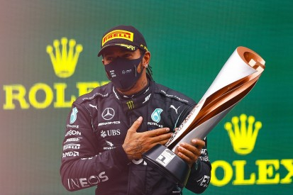 Video with Paddy Lowe: Has Hamilton silenced the F1 car vs driver debate?