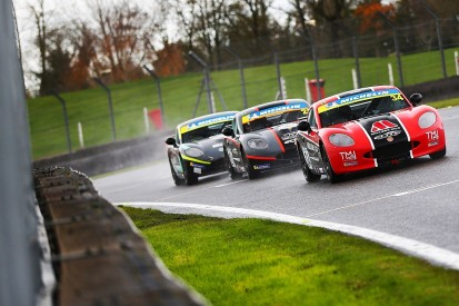 Lebbon claims crown on weekend of BTCC support title deciders