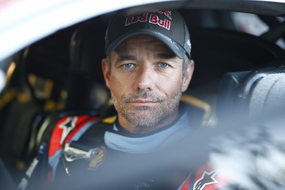 Loeb conducts first test with Prodrive's Dakar machine