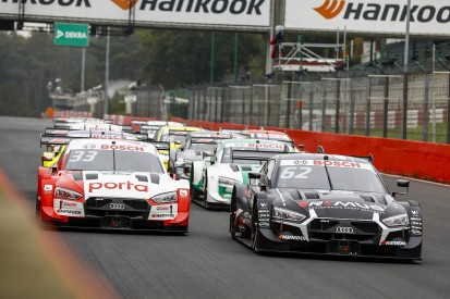 How the standout DTM privateer earned respect from Audi aces