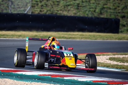 """Too early"" to predict success for Red Bull juniors in Formula 3"