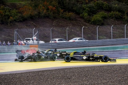 "Ocon made ""best"" start before F1 Turkish GP Turn 1 tangle with Ricciardo"