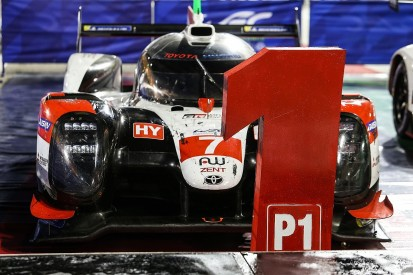 """Toyota concedes """"conceptual mistake"""" in LMP1 handicap system"""