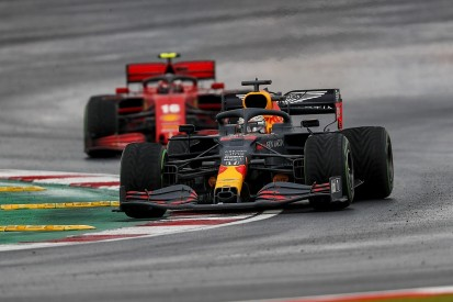 Front wing adjustment error hampers Verstappen in Turkish GP