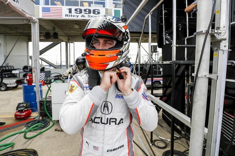 Cameron joins Meyer Shank Racing Acura prototype squad for 2021 IMSA season