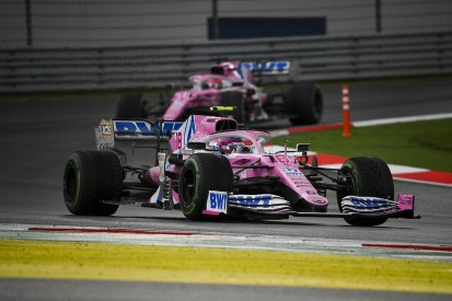 Perez: No F1 team orders at Racing Point when leading Turkish GP