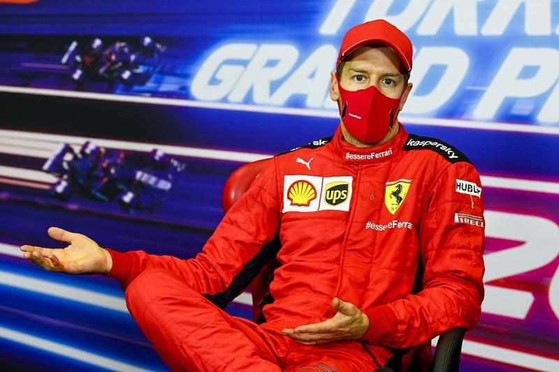 "Vettel: ""Zero tolerance"" for FIA's crane oversight in Turkey qualifying"