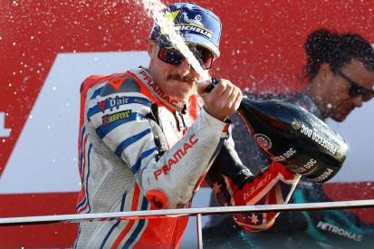 """Miller hails """"unreal"""" MotoGP podium return at Valencia GP"""