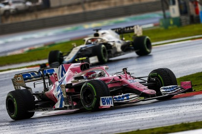 Front wing damage caused Stroll's loss of pace in Turkish GP