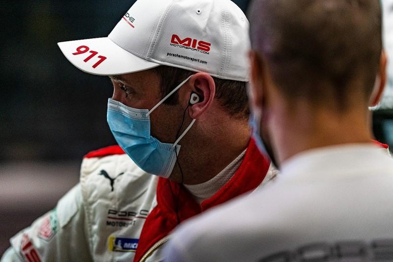 "Tandy ""very sad"" despite Sebring hat-trick as Porsche exits IMSA"